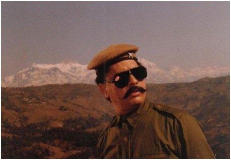 Nepali Actor Hari Bansha Acharya