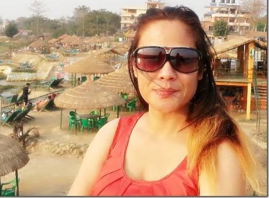 Nepali Actress sushmita kc