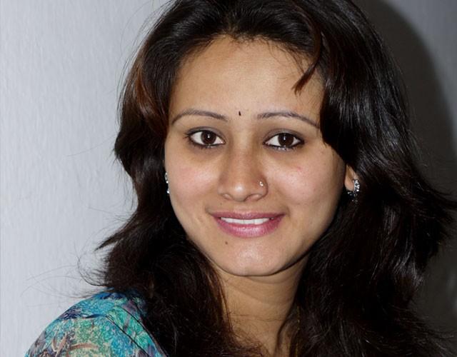 Nepali actress Kriti Bhattarai image