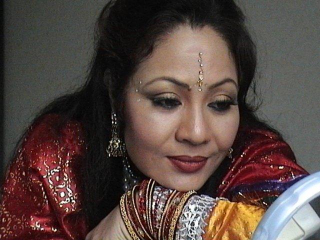 Nepali actress gaui malla