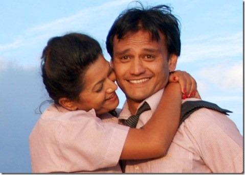 Bhupen Chand and Saujanya Subba