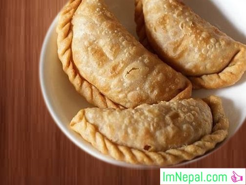 Goan nevri sweet recipe food dish