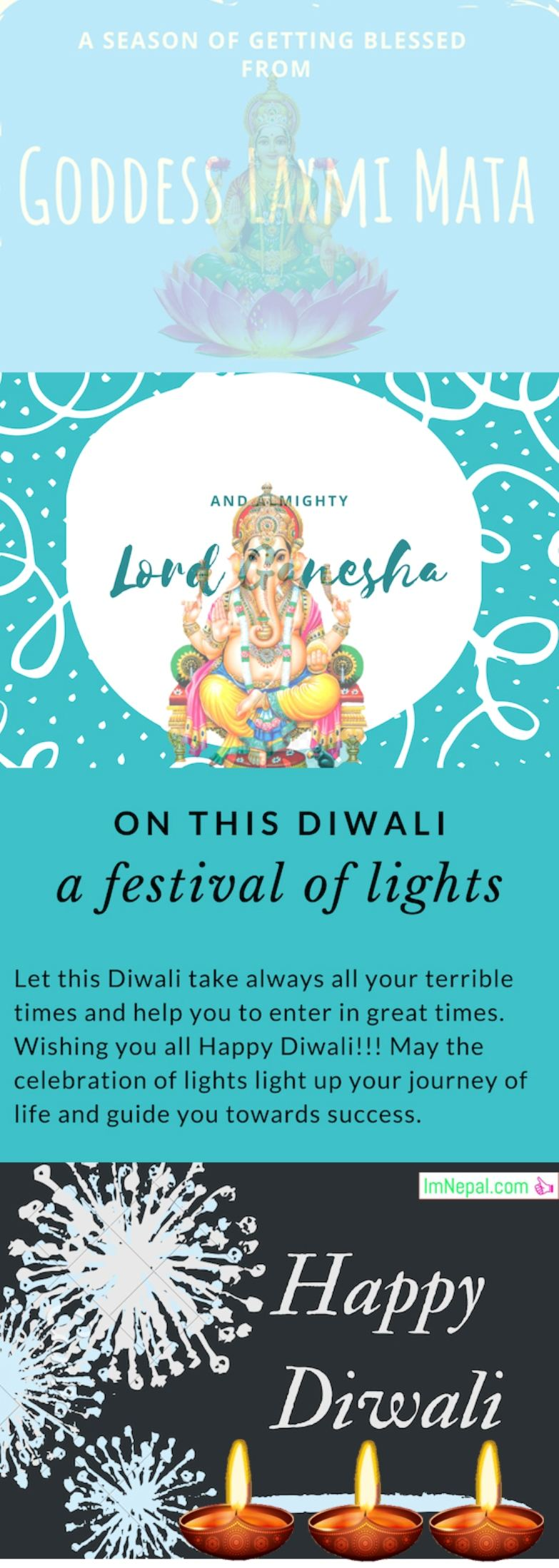 Happy Diwali Wishes Message Sms Quotes With Cards 2018