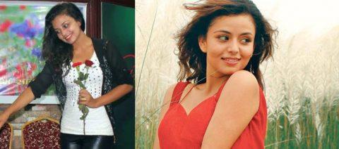 neeta-dhungana-with & without makeup