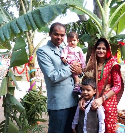 jitendra sahayogee family