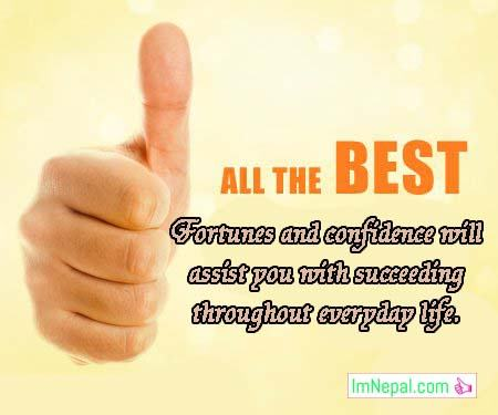 All The Best Wishes, Messages & Quotes Collection With Images