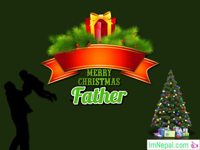 Chistmas Wishes For Father | Dad - Best Messages, Quotes & Status