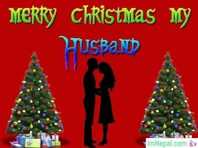 Christmas Wishes for Husband From Wife - Romantic Messages, Status