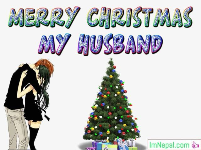 Christmas Wishes For Husband From Wife Messages Status 2019