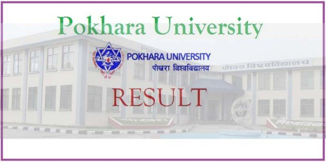 PU Results Results of Pokhara University Nepal