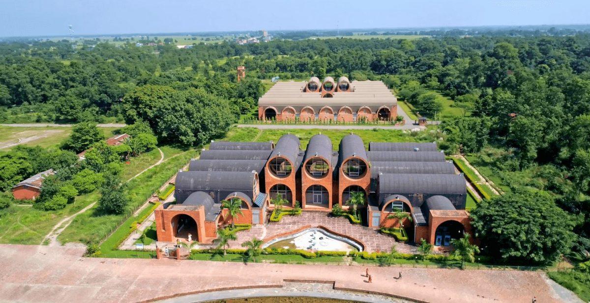 Birthplace of Lord Buddha Lumbini Nepal Picture