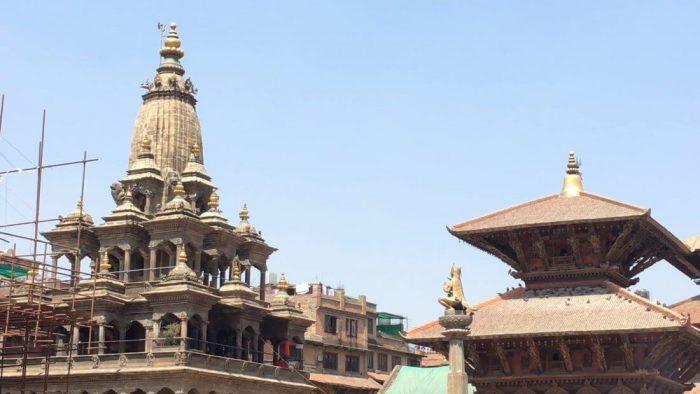 PATAN DURBAR Square, lalitpur Nepal