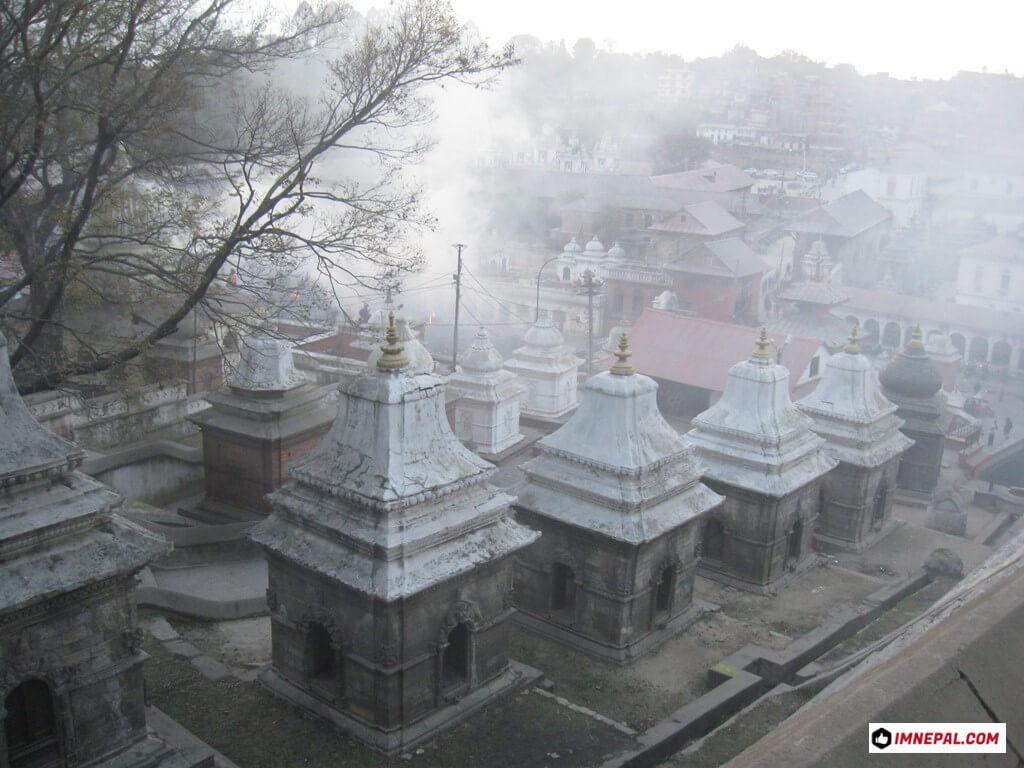 Pashupatinath Temple Mandir Kathmandu Nepal World Heritage Site