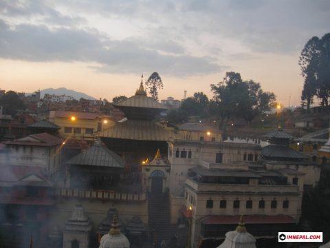 Pashupatinath Temple Mandir Lord Shiva Kathmandu Nepal World Heritage Site Image