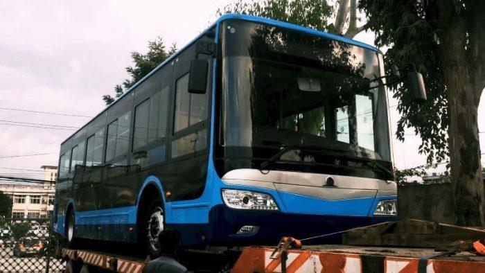 Public Bus Kathmandu