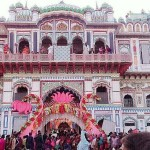 Janaki Mandir Temple janakpurdham dhanusha Nepal Hindu pilgrimage holy place