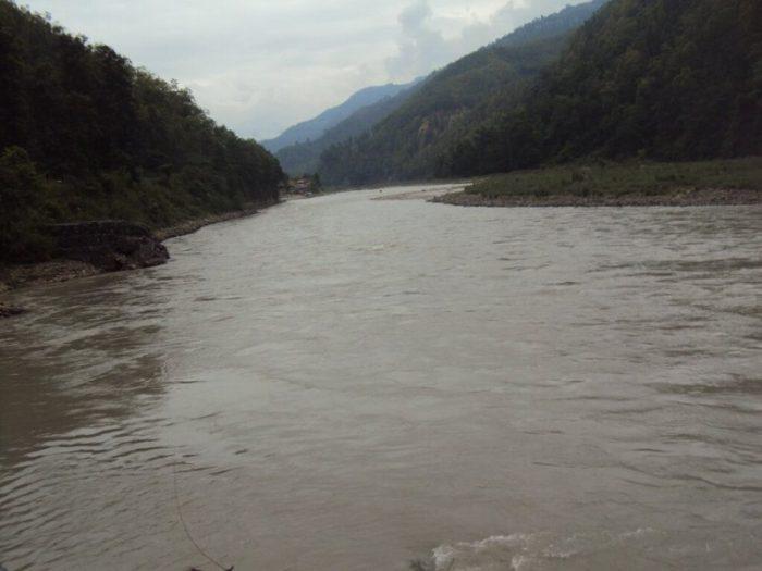 Nepali Rivers Water