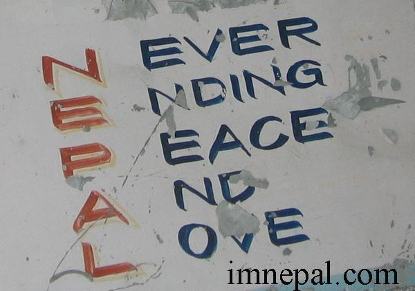peace in nepal