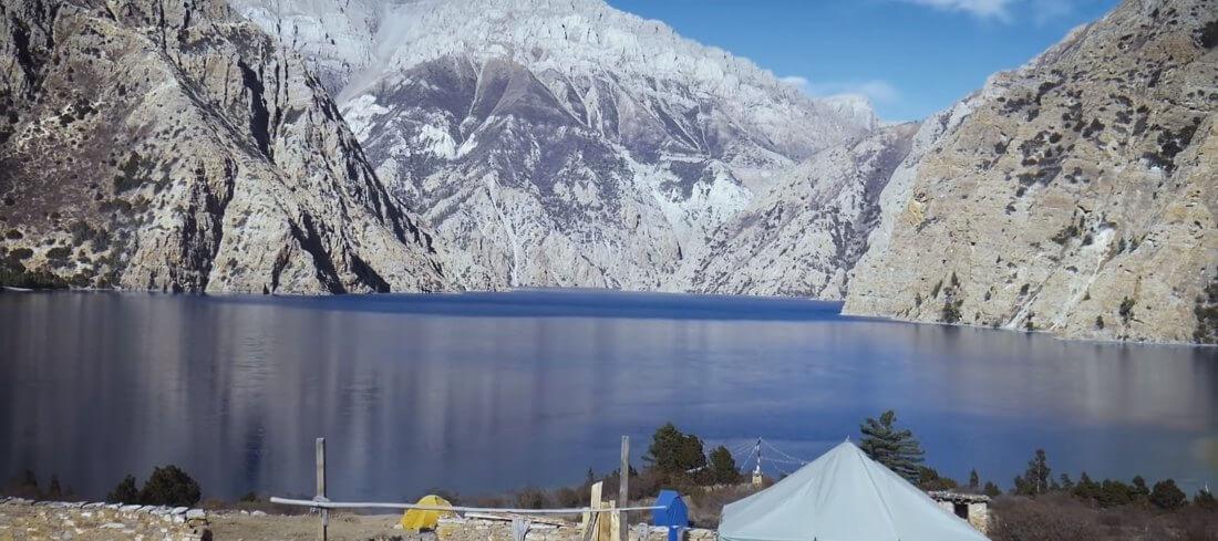 DOLPO SHEY PHOKSUNDO LAKE NEPAL