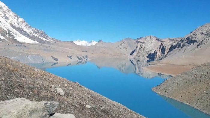 Tilicho Tal lake, Nepal