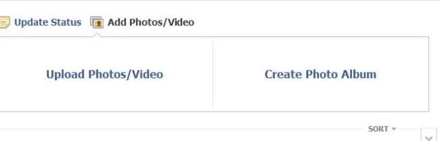 How to Upload Photos into Facebook from My Phone by Facebook App