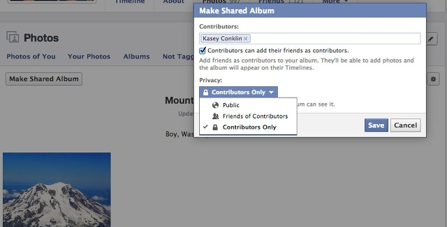 How to create a 'Shared Photo Album' on Facebook: Easy Steps