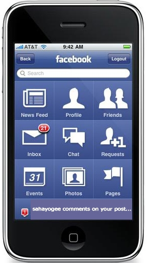 download facebook to my phone