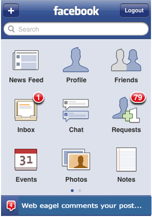 Facebook App for Android Mobile Phone: What's New Features on Latest Version