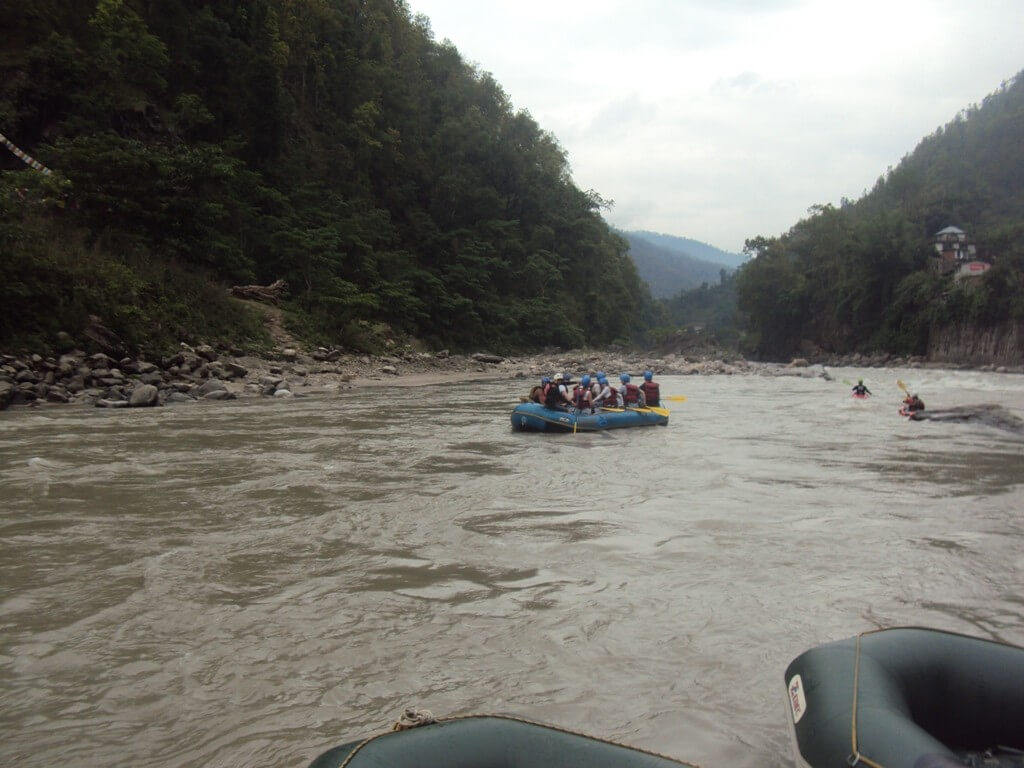 Rivers Nepal Rafting Water Images