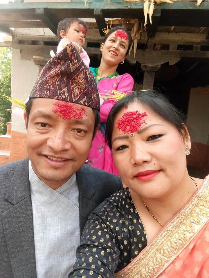 Dashain Tika Vijaydashami Pictures