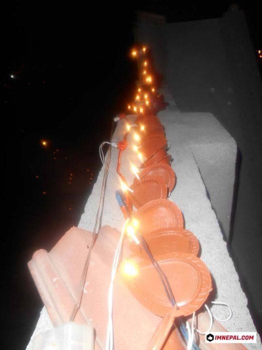 Electric Diyas Diwali