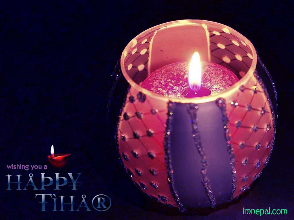 Happy Shubha Tihar Diwali Dipawali Dipavali Greeting Wishing Ecard HD Wallpaper Images