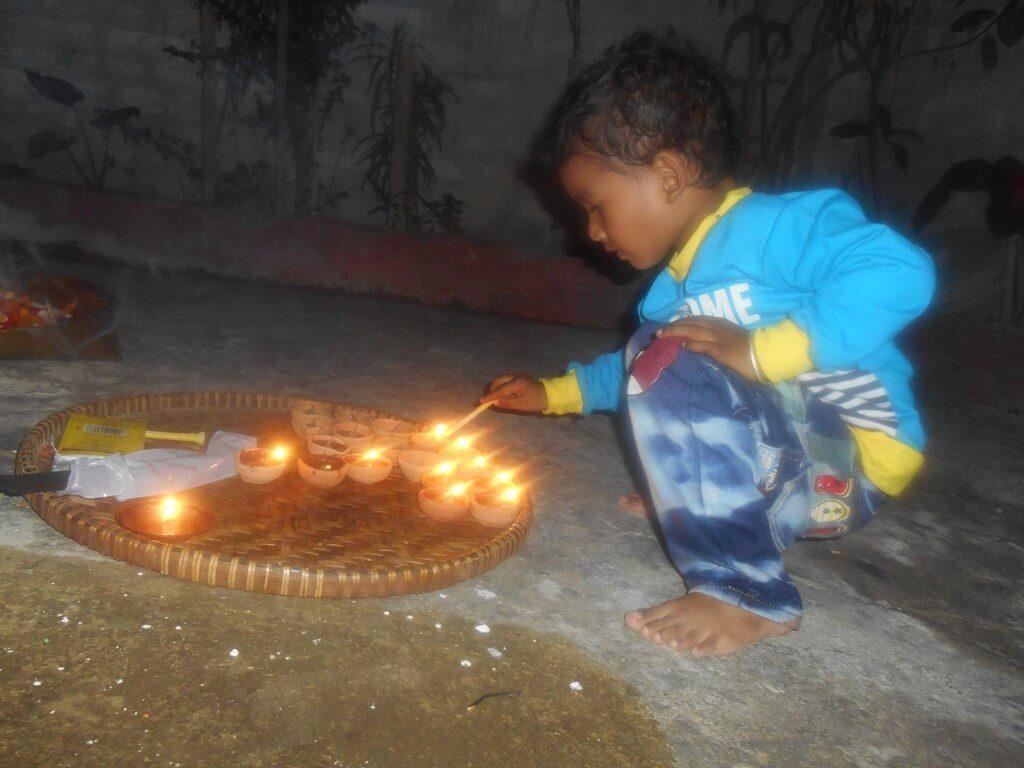 Kid Tihar Diyo