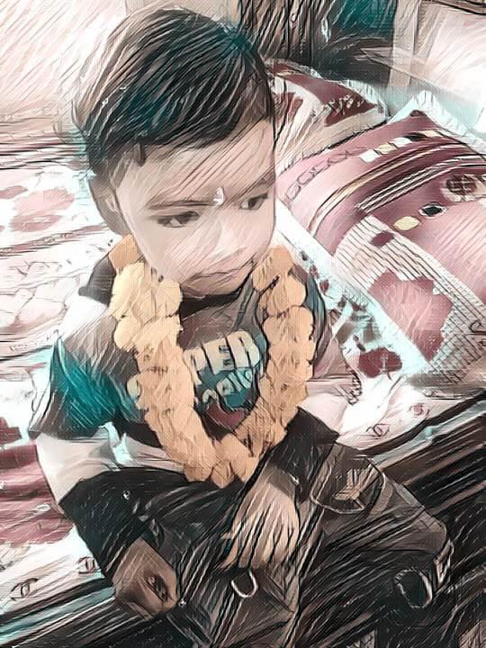 Tihar Bhai Tika Painting