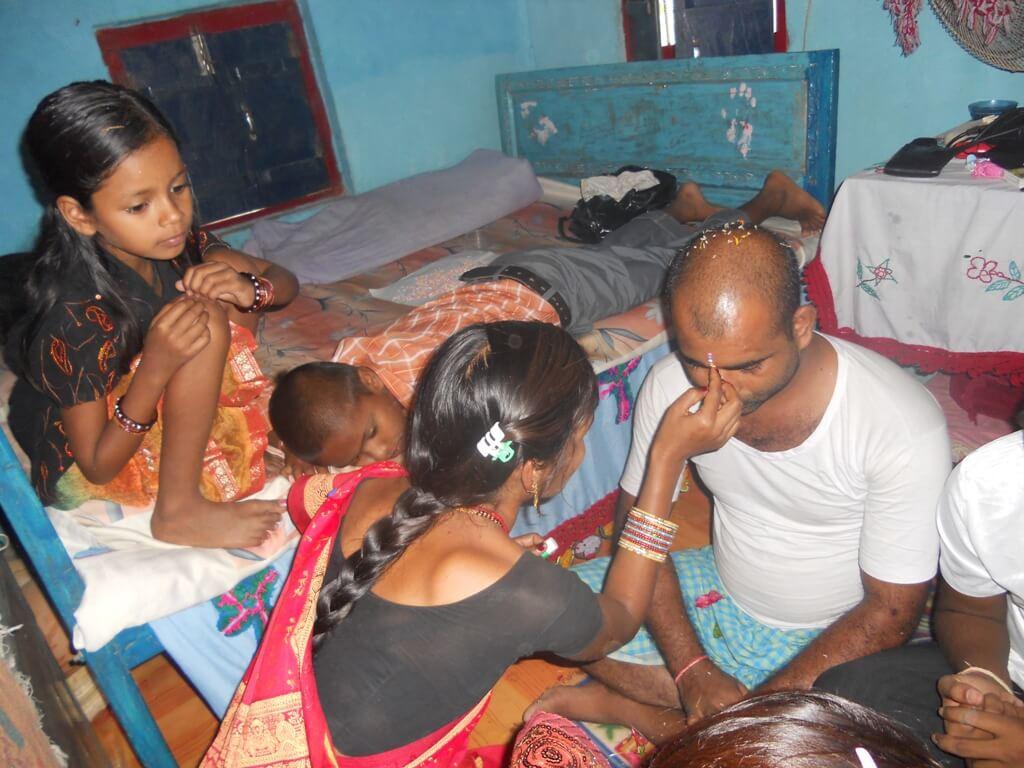 Tihar Bhai Tika Pictures