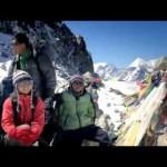 Climbing Mount Everest Sherpa