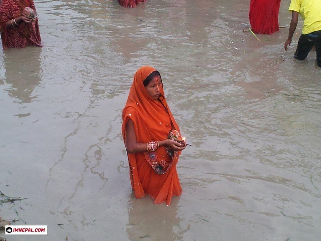 Chhath Puja Festival Argh