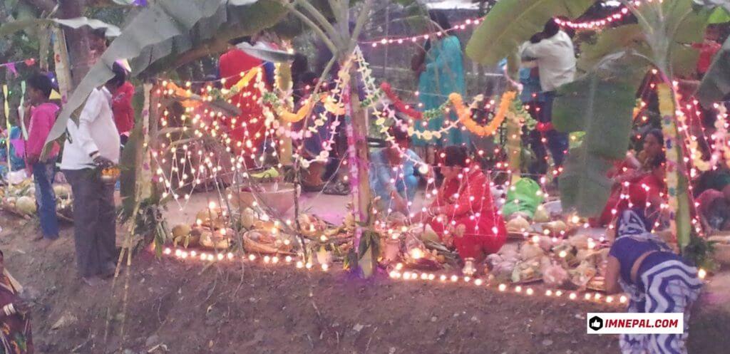 Chhath Puja Festival Image