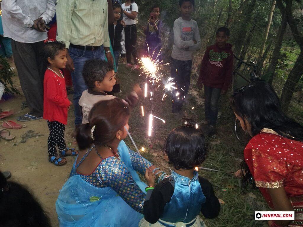 Chhath Puja Festival Sparkle