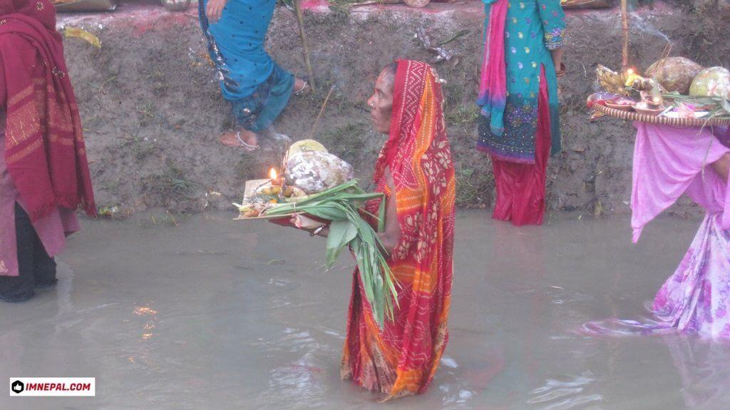 Chhath Puja Images Argh