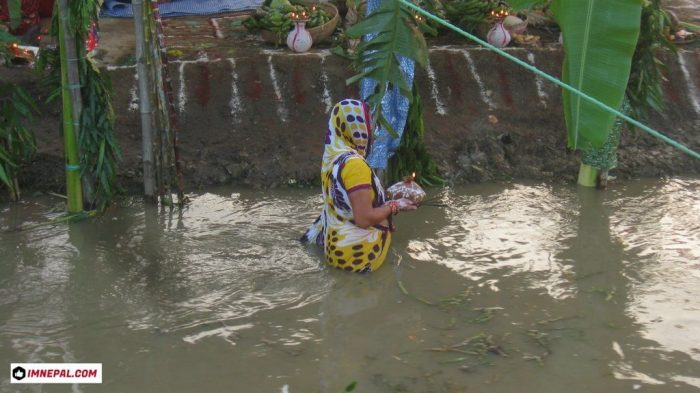 Chhath Puja Images woman