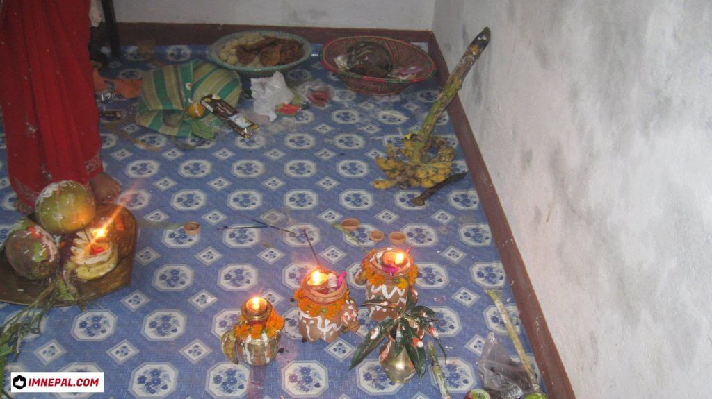 Chhath Puja home Images