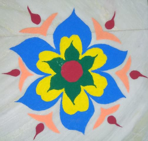 Why Is Rangoli Made on Diwali Festival – Know The Real Reasons For Making Rangoli in Deepavali