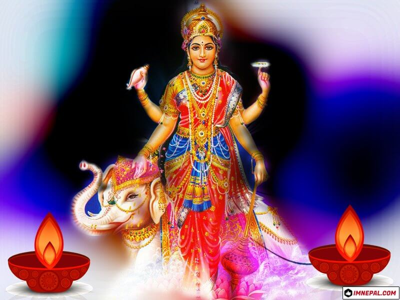 Goddess Laxmi Wallpaper
