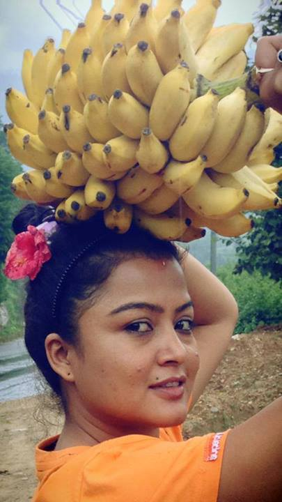 Rekha thapa chhath puja photos