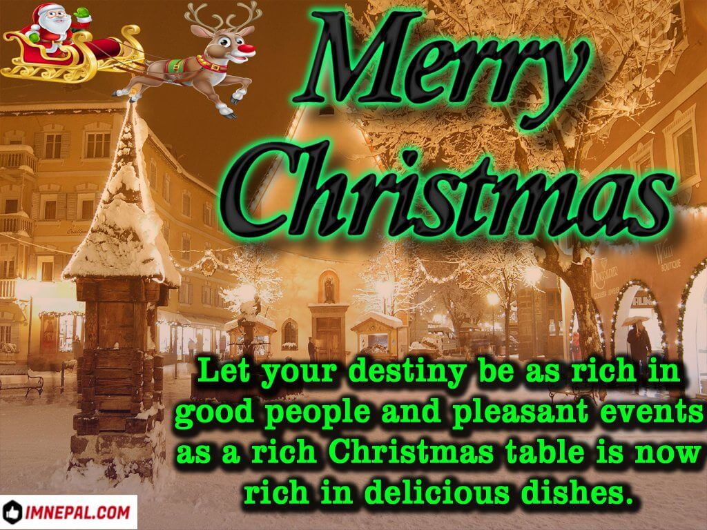 Merry Christmas Greetings Cards Photos