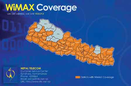 Nepal Telecom Wifi Service -Launching Free WiFi for 3 Months