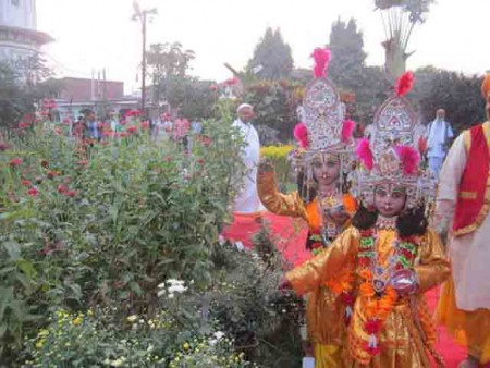 Ram Janaki Vivah Panchami 2015 : Hindus Most Famous Festival