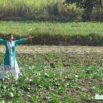 joyfull happy success progress girl image farming farm wishing feeling happiness