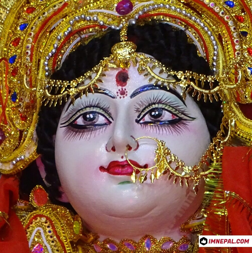 Top 10 Maa Durga Face Wallpaper – Devi Durga Photos Download